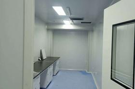 食用菌接种室无菌净化车间