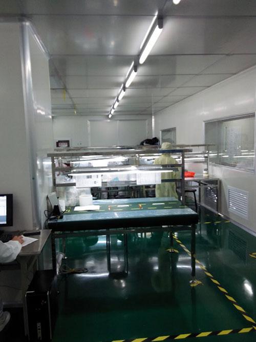 光电光学行业净化工程解决方案