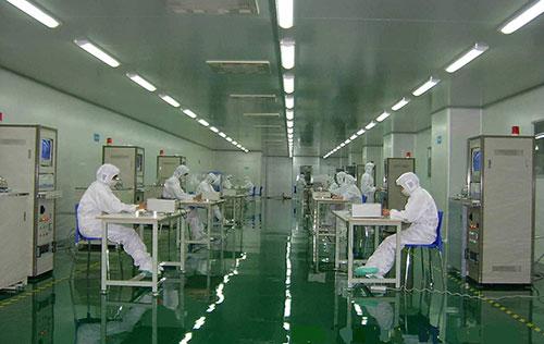 高精度恒温恒湿净化厂房