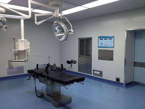 医院净化车间工程