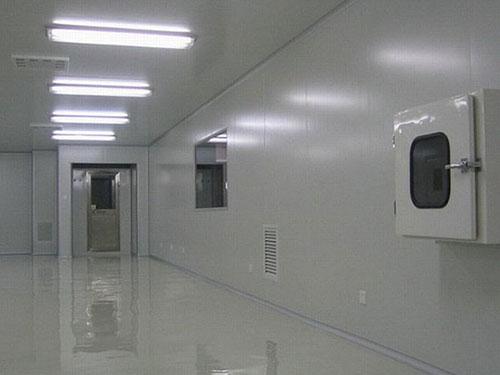 净化厂房设计与施工