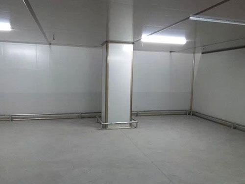 食品厂车间净化工程