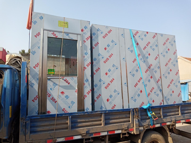 内蒙古风淋室:风淋室可以在很短的时间内就达到除菌目的